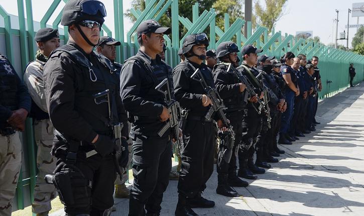 Policias Izcalli