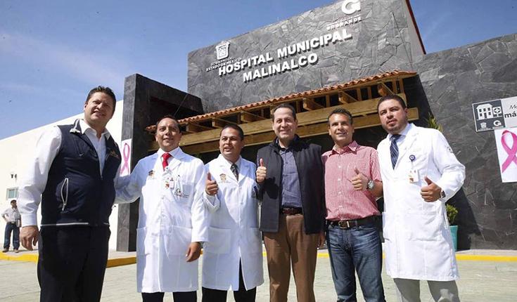 Hospital Malinalco